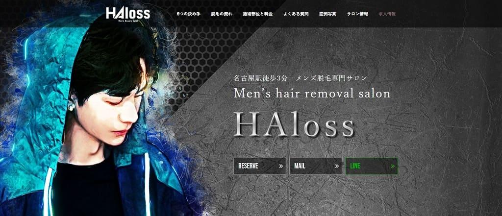 画像引用元:HAloss公式